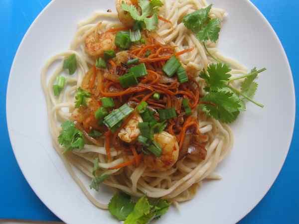 Perez Improv Noodles