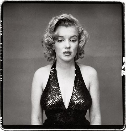 Marilyn Monroe-Avedon