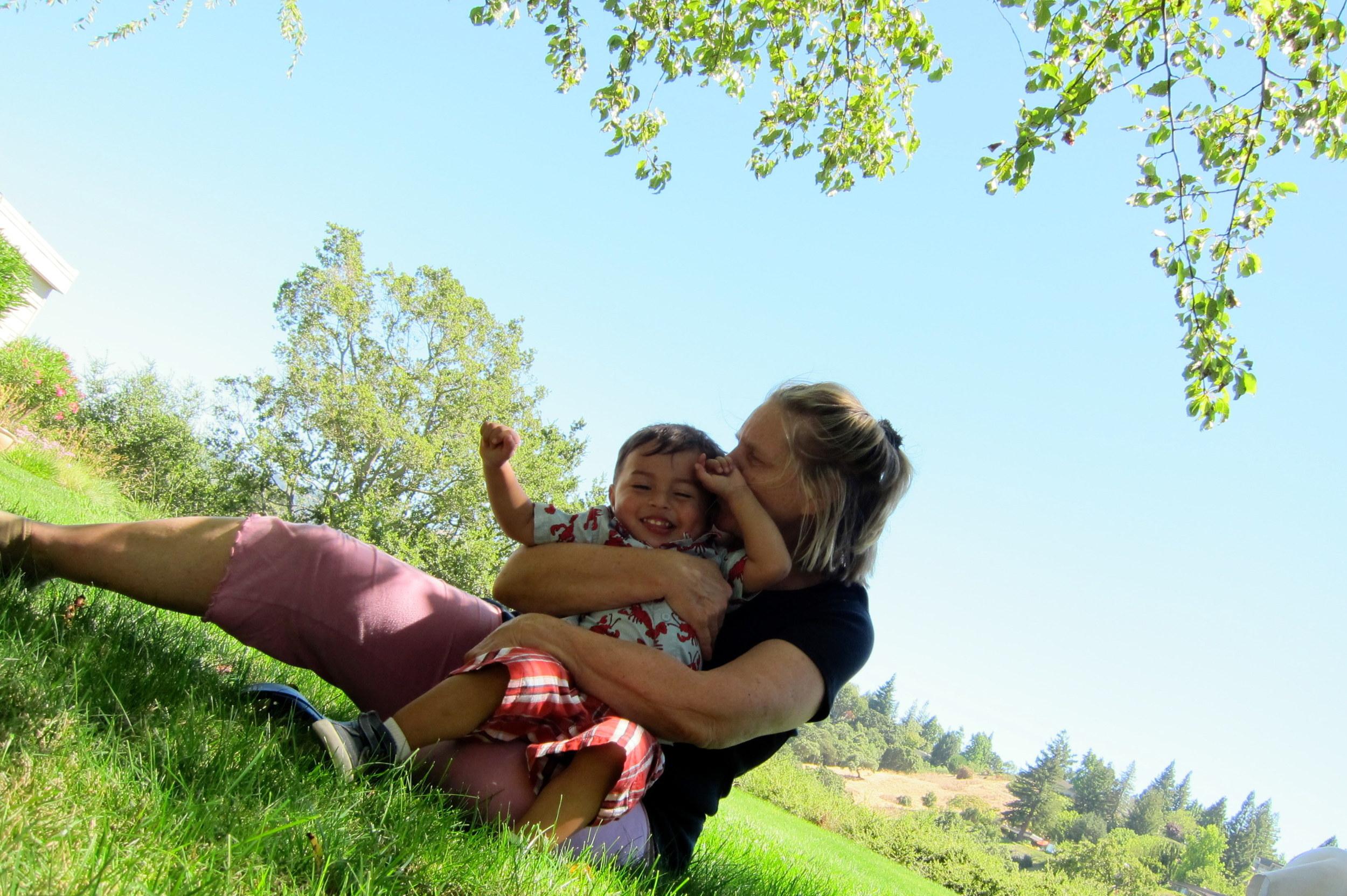 Elian and Pam