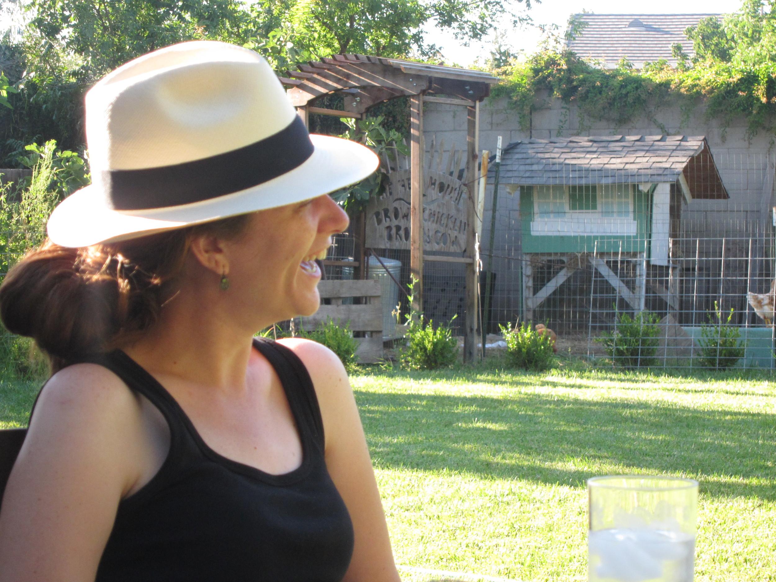 Jessen Panama Hat