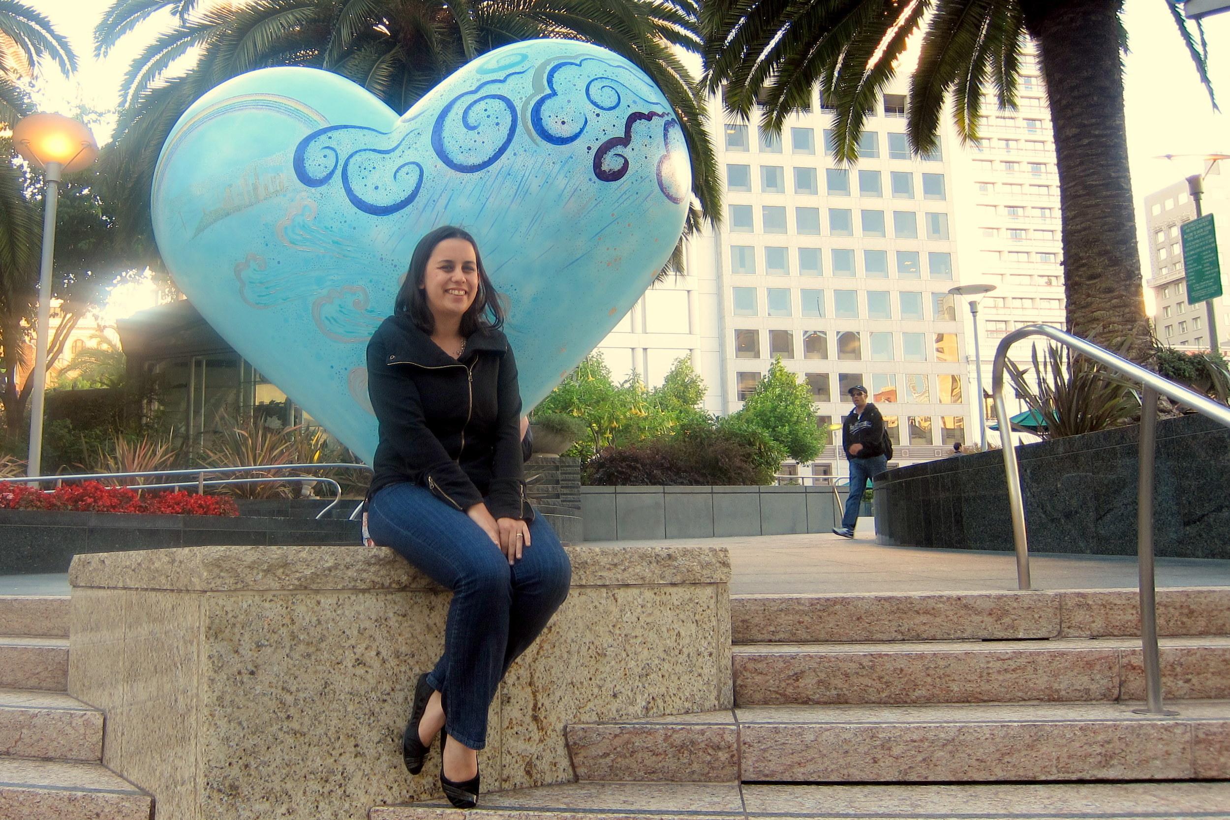 Emily in SF