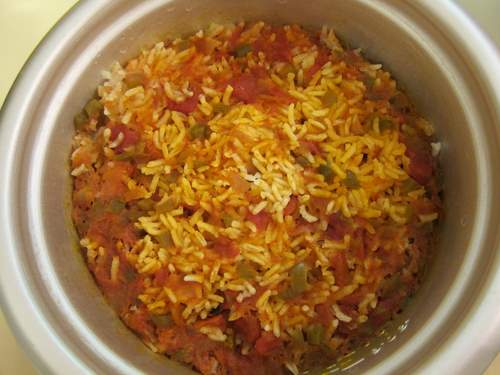 Arroz Salsa: Classic Mexican Red Rice