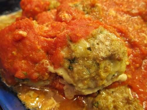 Albondigas al Chipotle: Chipotle Meatballs
