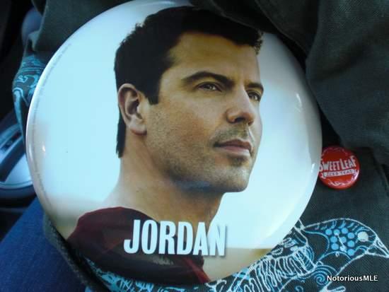 Jordan Knight Button
