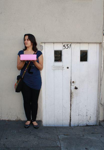 Big Pastry Box-Little Door