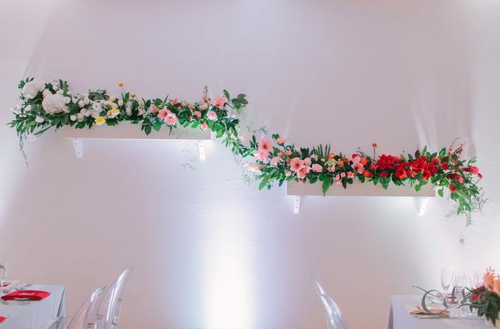 Celsia Floral, Vancouver Art Gallery