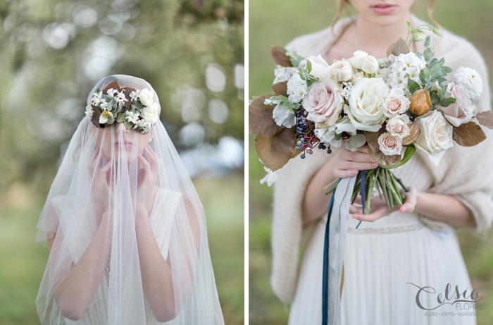 Celsia Floral Elopement