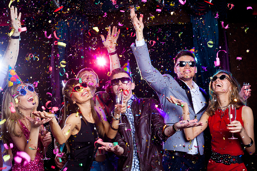 New Year's Eve Dinner Dance @ Wavecrest