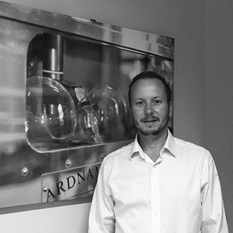 alex bruce, mq, adelphi & ardnamurchan distillery