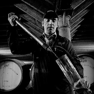 stewart buchanan, glendronach distillery