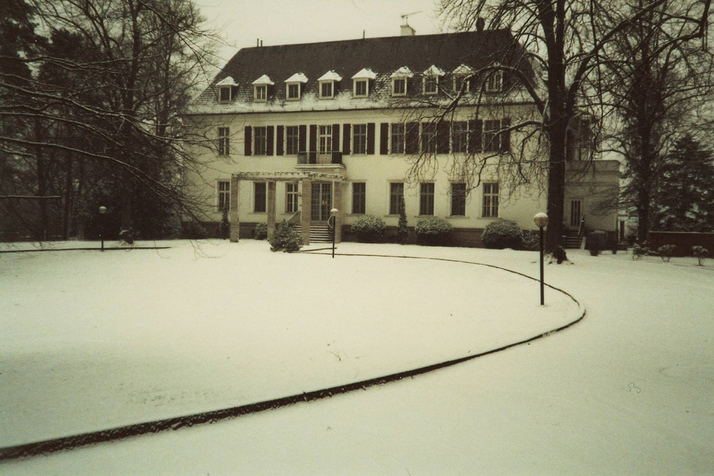 Armed Forces Rec Center on the Wannsee - 1984