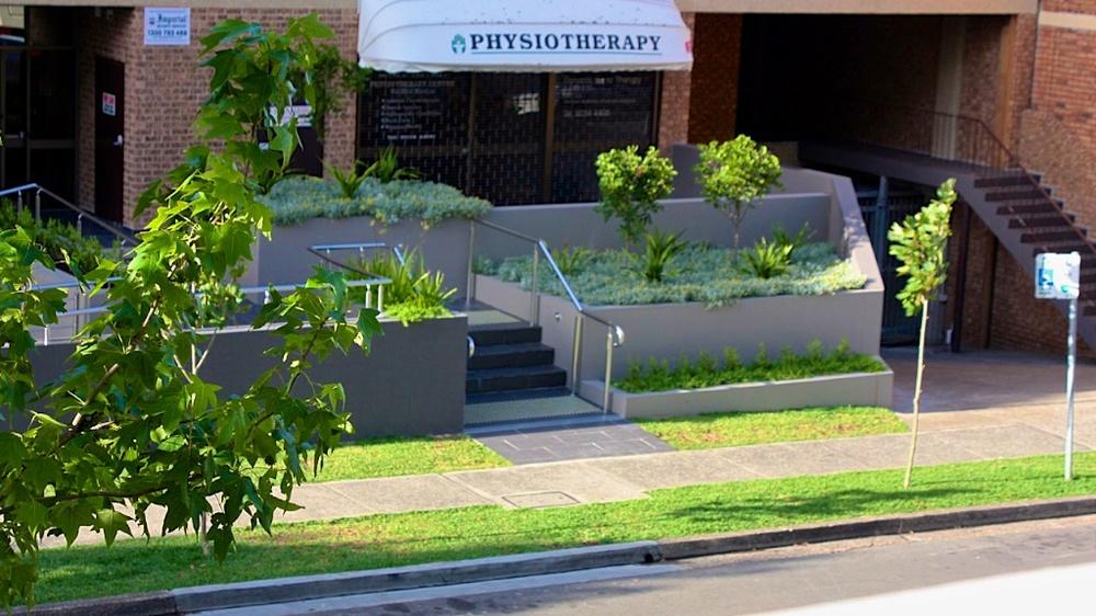 Miranda Medical Centre  Landscape Architecture