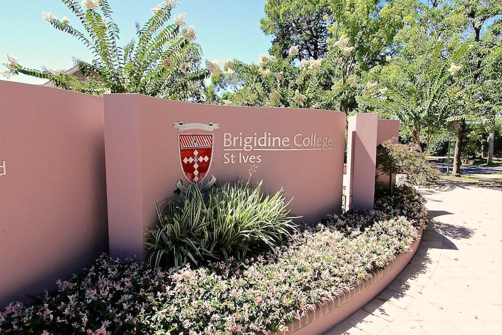 St Ives Brigidine College  Landscape Architecture