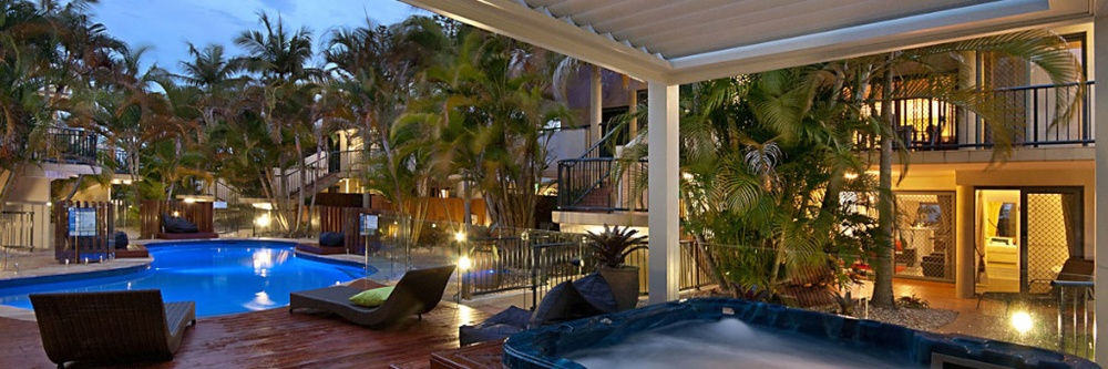 Byron Bay, Outrigger Resort  Landscape Architecture