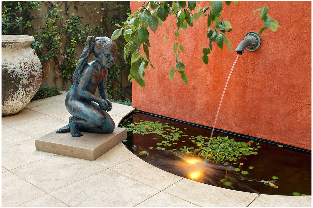 Contemporary Garden & Light Design