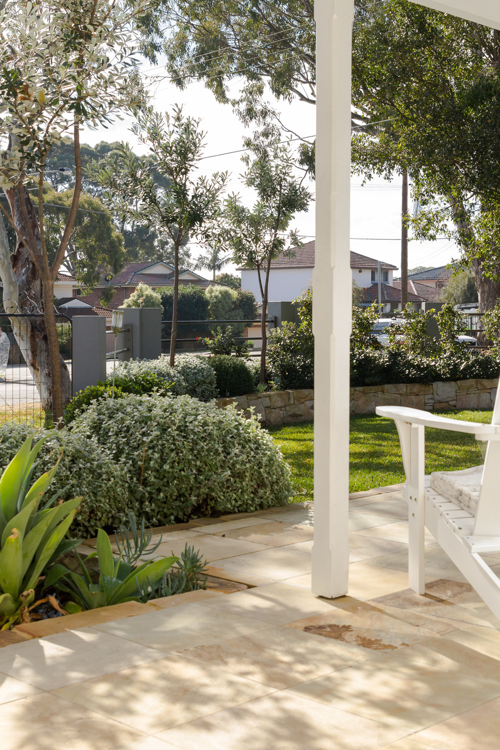 Cronulla wallis residential gallery sitedesign studios for Sd garden designs