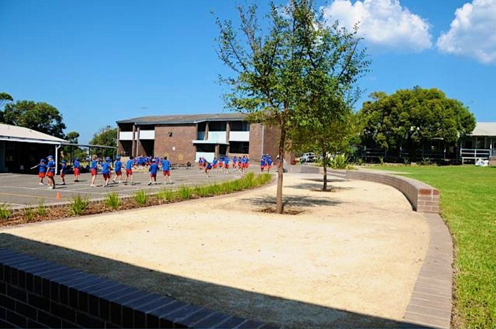 Cronulla Public School  Landscape Architecture