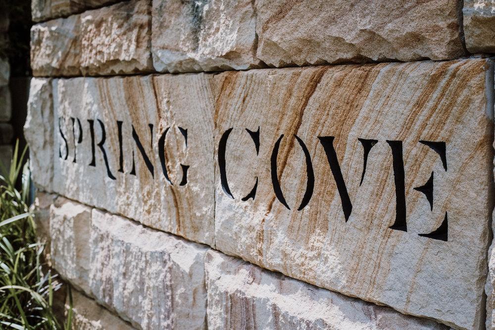 Spring Cove Residential Development, Manly, NSW  Residential Estate Design