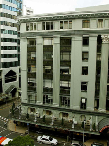 Stuff.co.nz: Kirks in talks to sell Lambton Quay property - October 2012