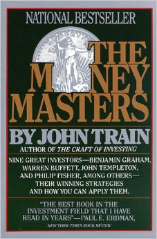The Money Masters. John Train 1980
