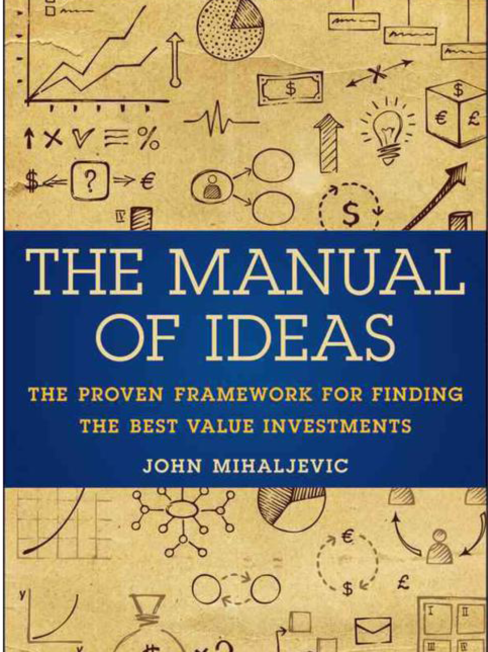 The Manual of Ideas: The Proven Framework for Finding the Best Value Investments John Mihaljevic 2013