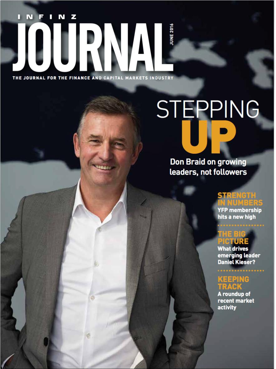 INFINZ Journal: INFINZ YFP's - June 2016