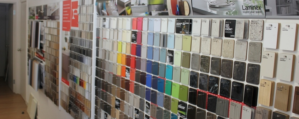 Wide Choice of Colour Schemes