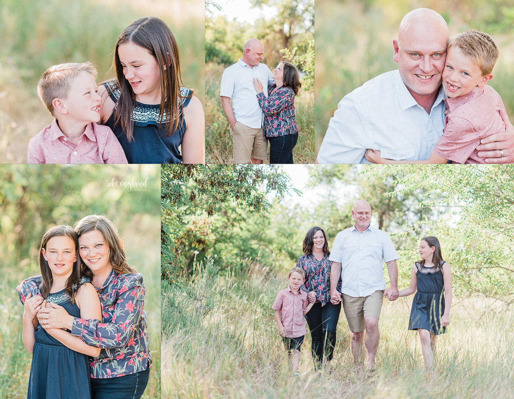 Family Photo Session by KC England Photography