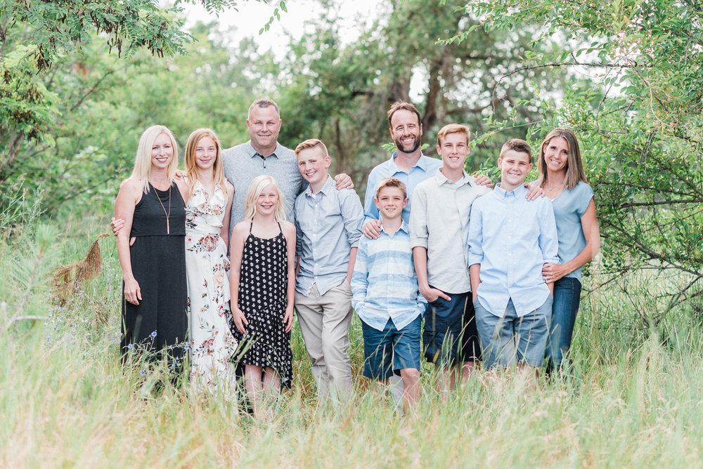 Spokane Family Photographer - KC England