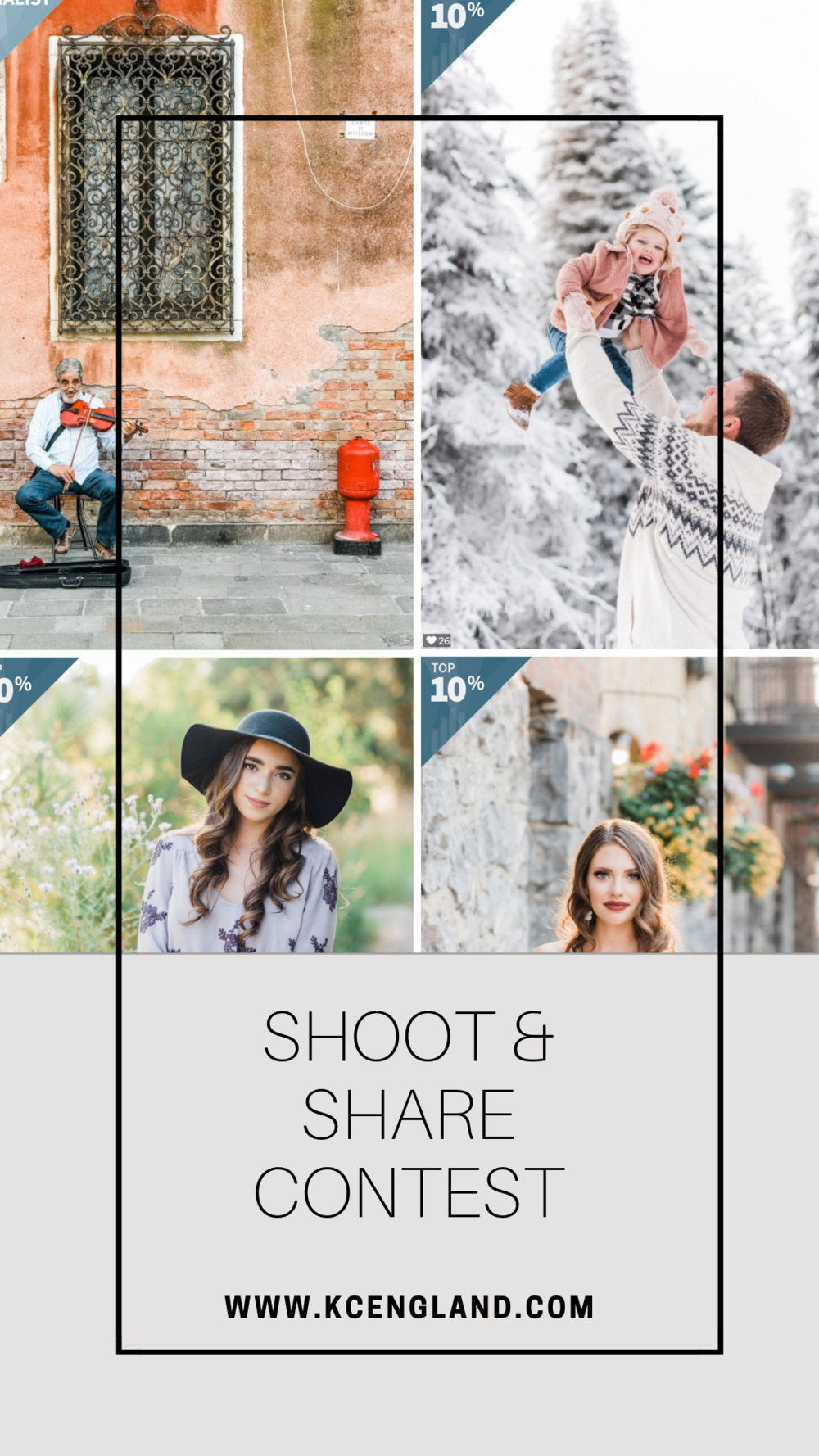 Shoot and Share Contest Results 2019