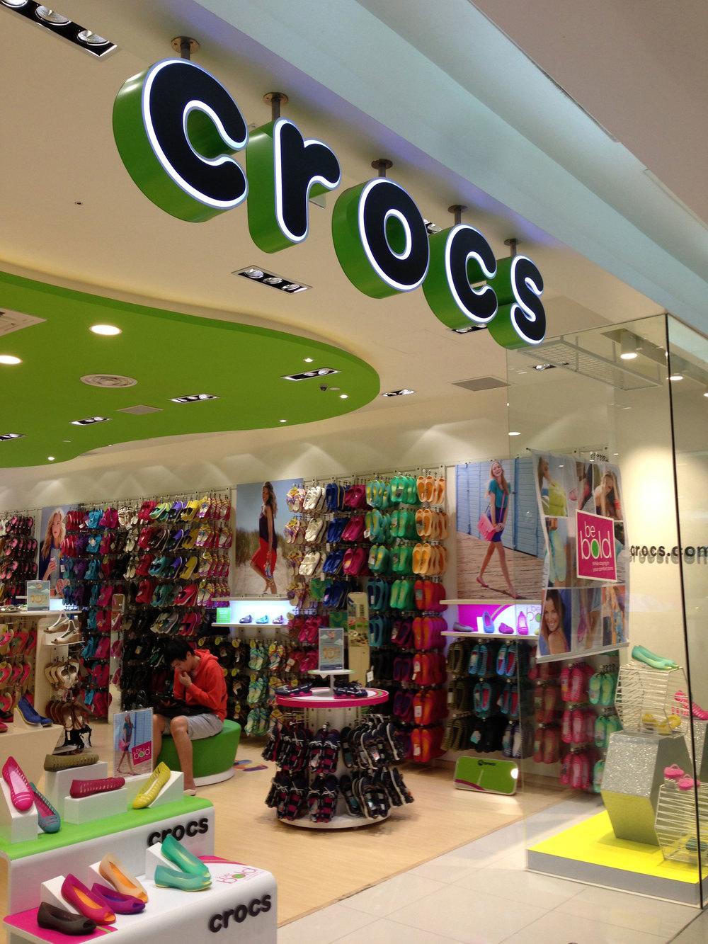 Crocs @ Tampines Mall