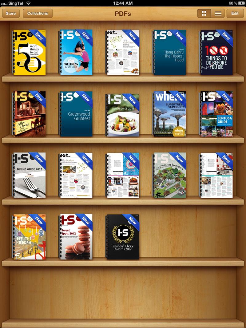 I-S Magazine