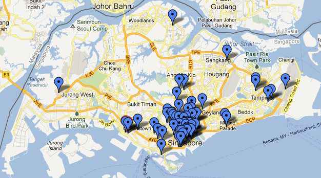 We deliver to anywhere in Singapore