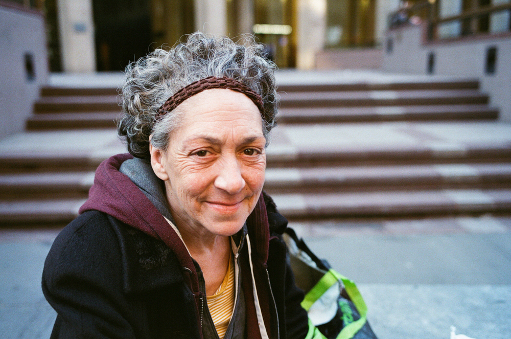 Sherry, NYC, April 2015 Leica M4, Kodak UltraMax 400 35mm