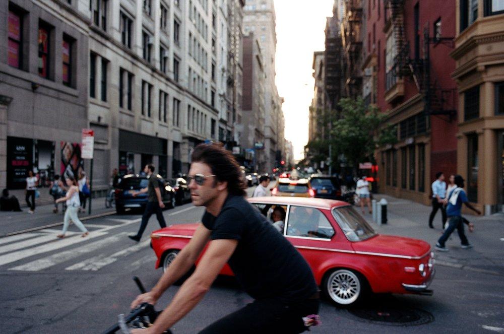 NYC, 2016 Kodak Portra 400
