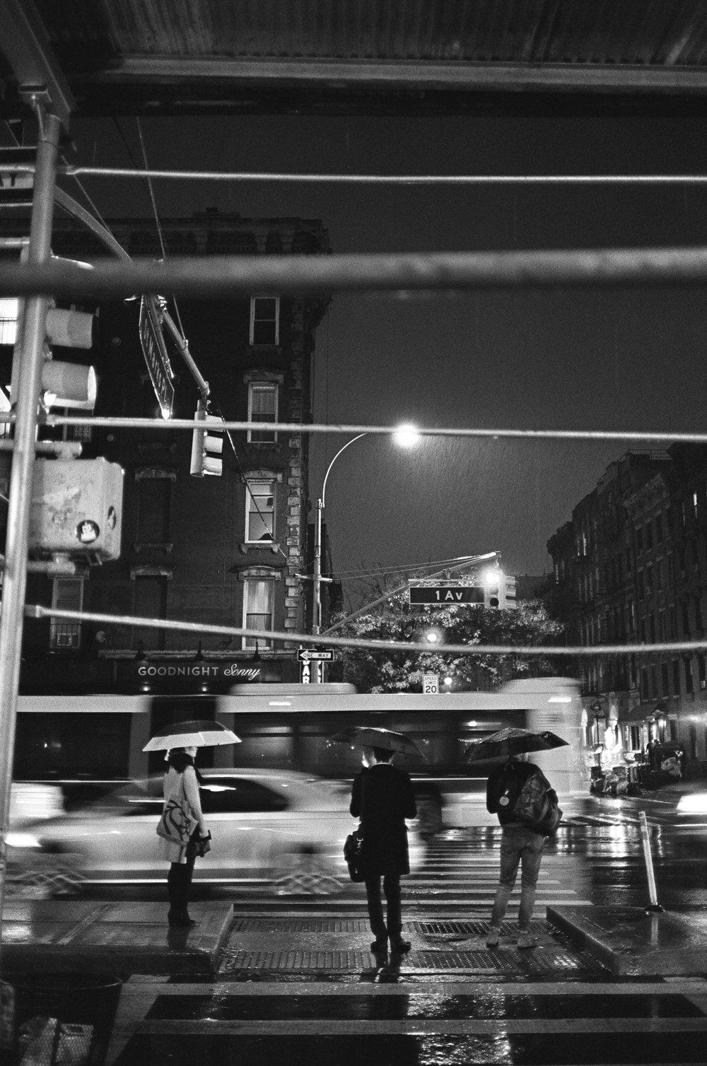 NYC, 2016 Ilford HP5
