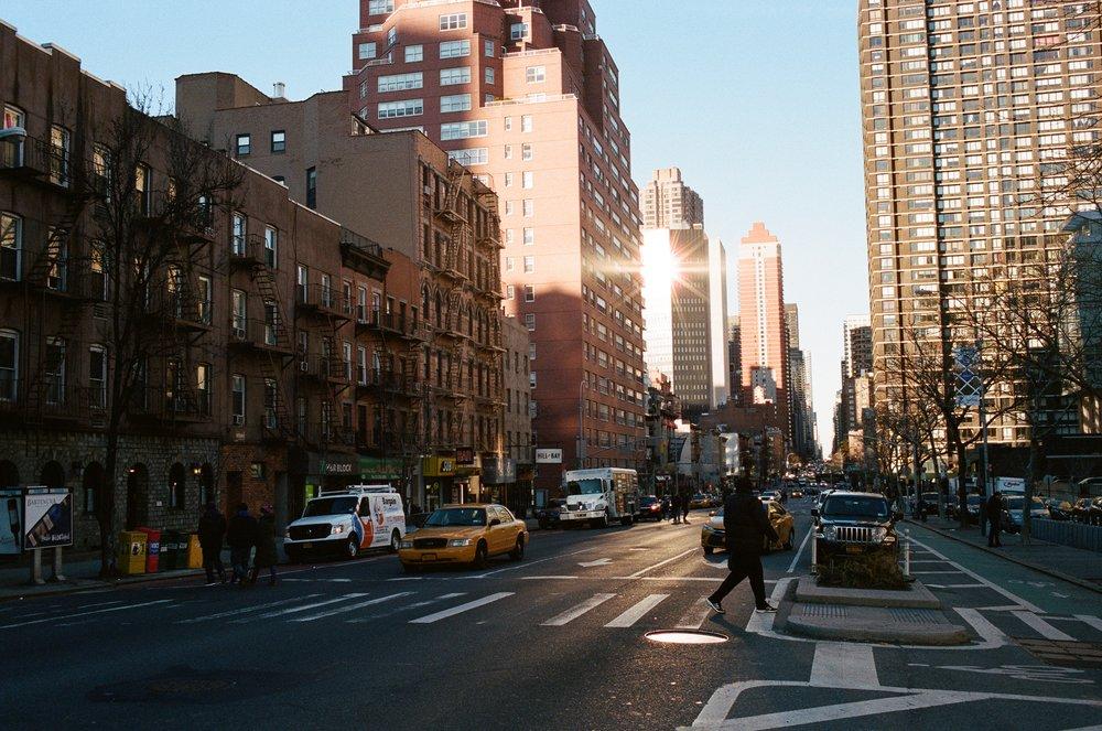 NYC, 2017 Kodak Portra 400