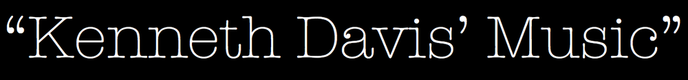Title Kenneth Davis' Music.png