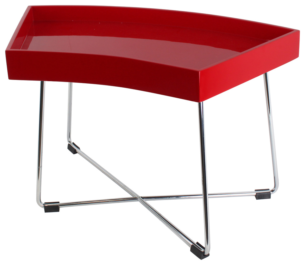 ON SALE, from €105 now €50 WOODEN TRAY TABLE W/METAL BASE 63X33X43