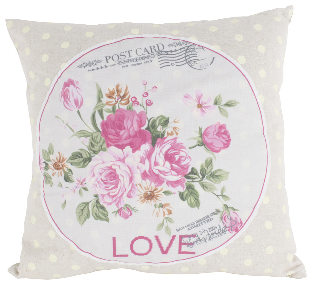 €16 FABRIC CUSHION 40X40