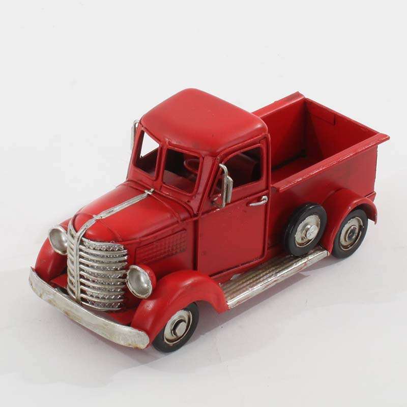 €21 METAL RED VAN 16X7X8