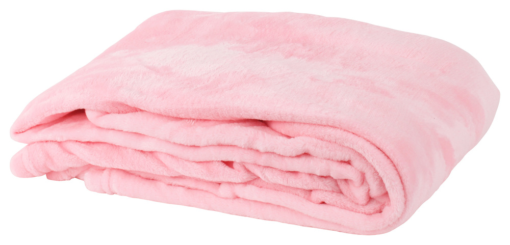 €25 FLEECE BLUNKET IN PINK COLOR 150X180