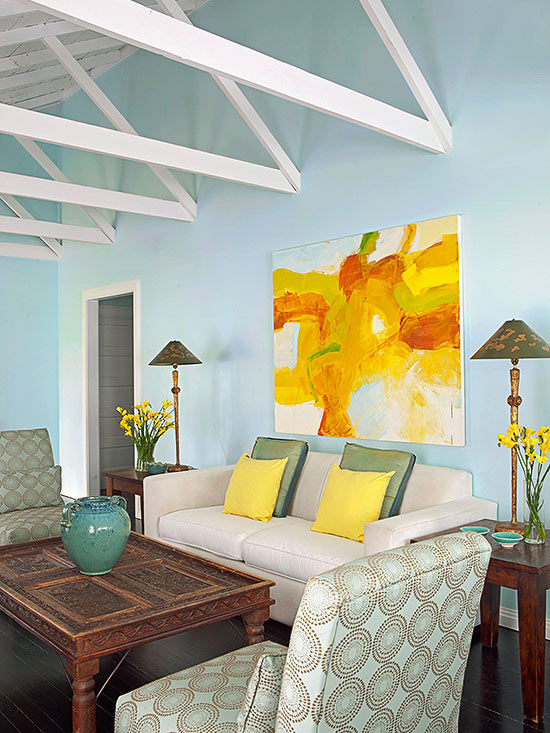 Decorating with Pastels — In Domo Furniture Cyprus | Home Furnishings