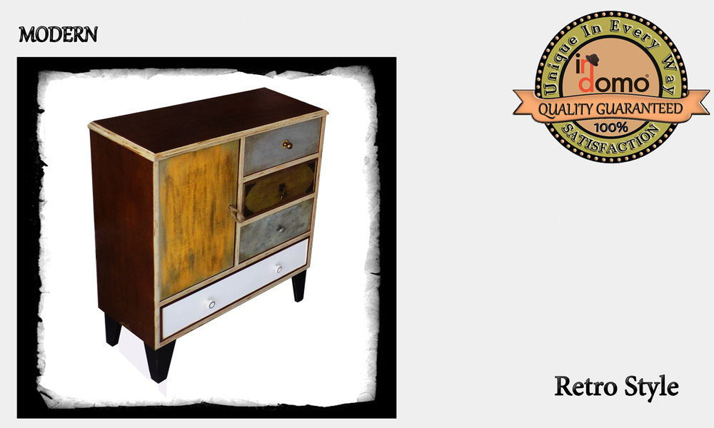 """CUSTOM-MADE """"CHEEKY"""" DRAWER PERSONALIsED BY YOUR CHOICE OF PAINTS AND DIMENSIONS. 75x32x82 (TO ORDER AT €450)"""