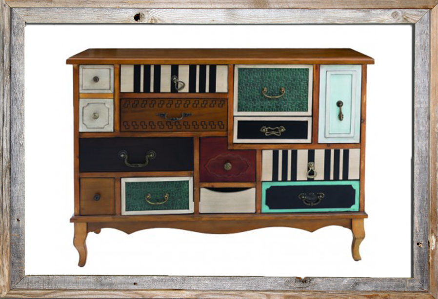 Multidrawer - Dimensions 108x40x77 (To order at €650)