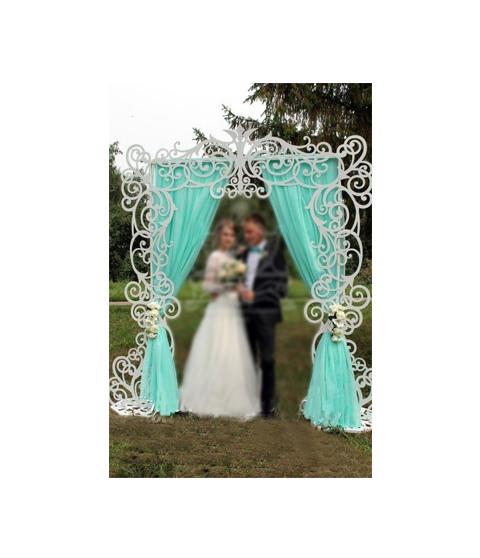 Eclectic Wedding Décor -