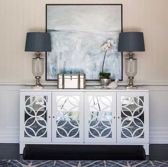 Eclectic Style Buffet -