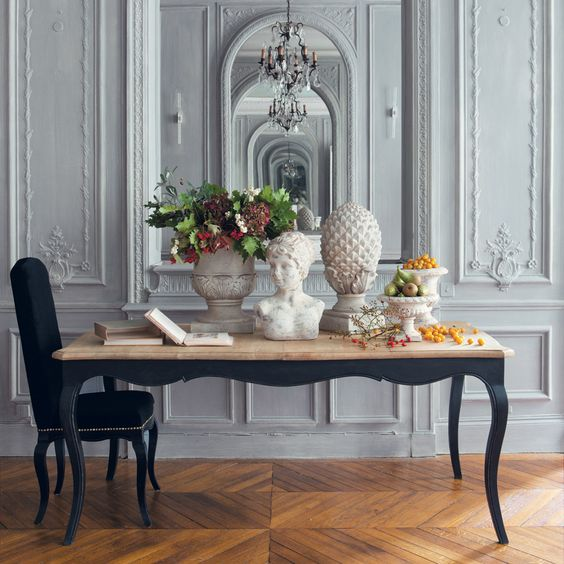 Vintage Style Dining Tables -