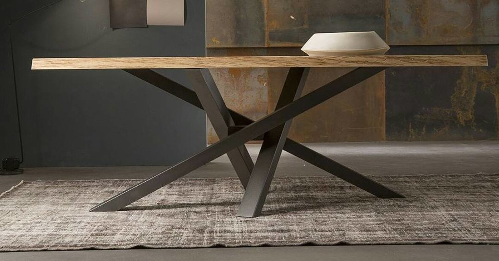 Industrial Style Dining Tables -