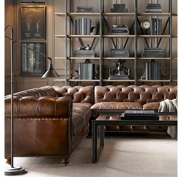 Corner Sofas -